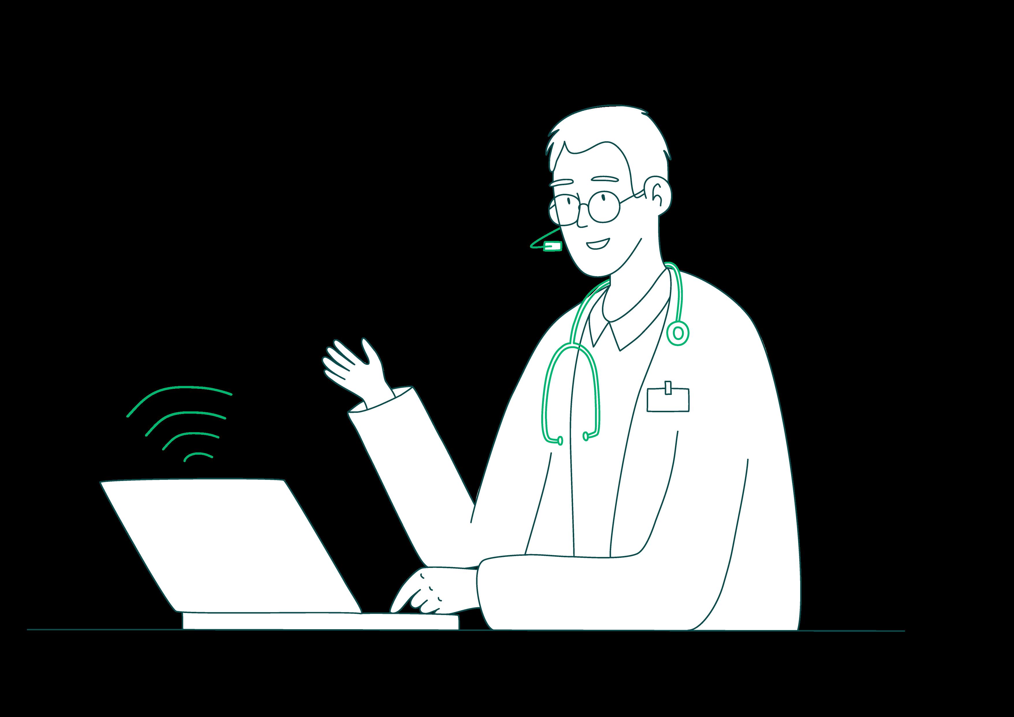 Smart Care Illustration 2