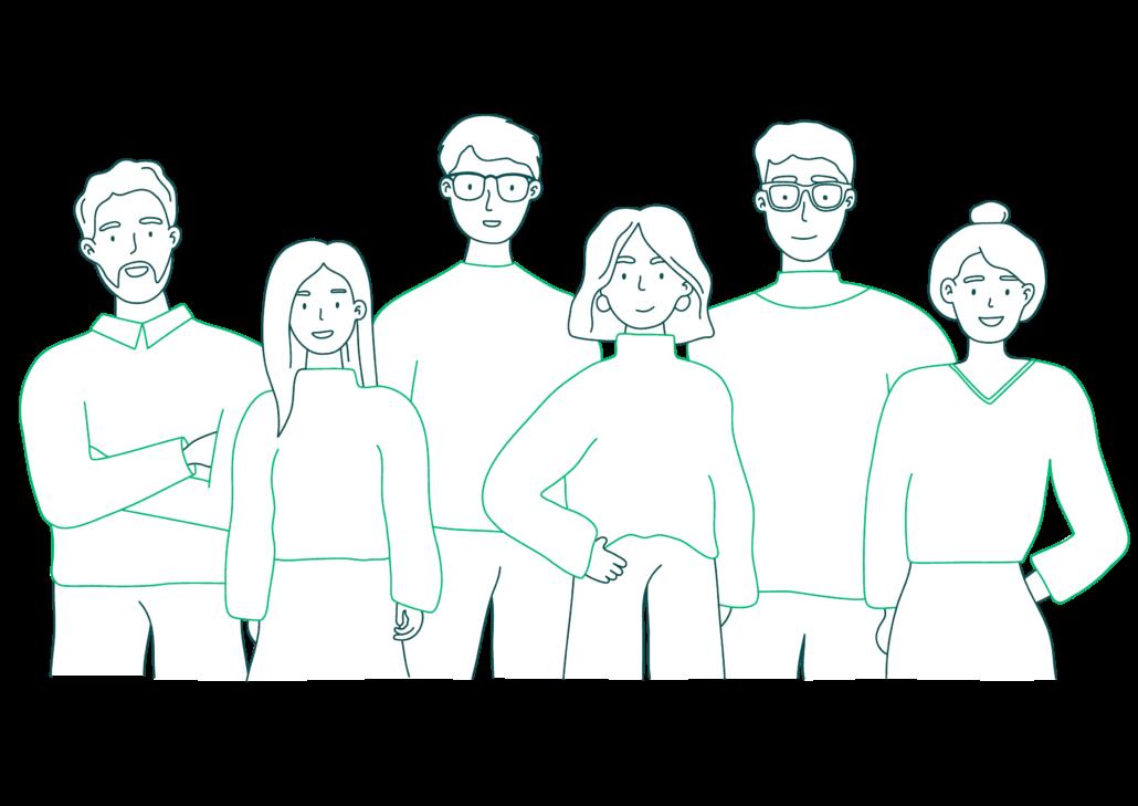 Smart Care Illustration about us